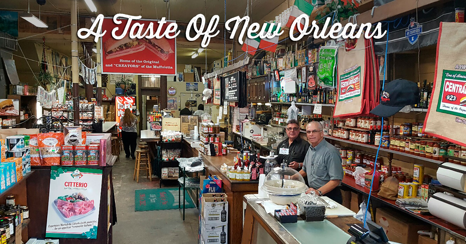 Central Grocery – New Orleans – Louisiana
