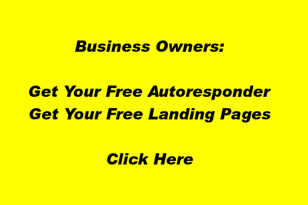 Company Owners – Get Your Free Unlimited Autoresponders And Your Free Unlimited Landing Pages