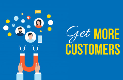 Business Owners – Get More Customers