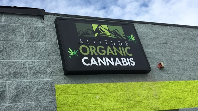 Altitude Organic Cannabis – Dillon – Colorado