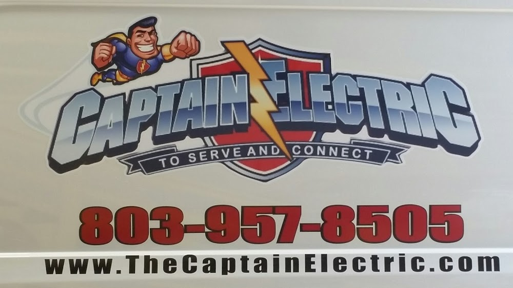 Captain Electric – Lexington – South Carolina