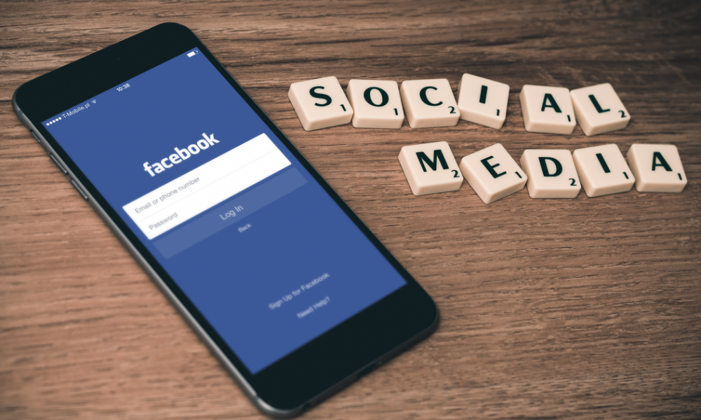 business success with social media marketing