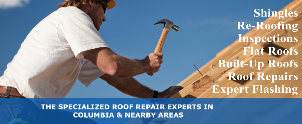 Residential Roofing Services – Columbia – South Carolina