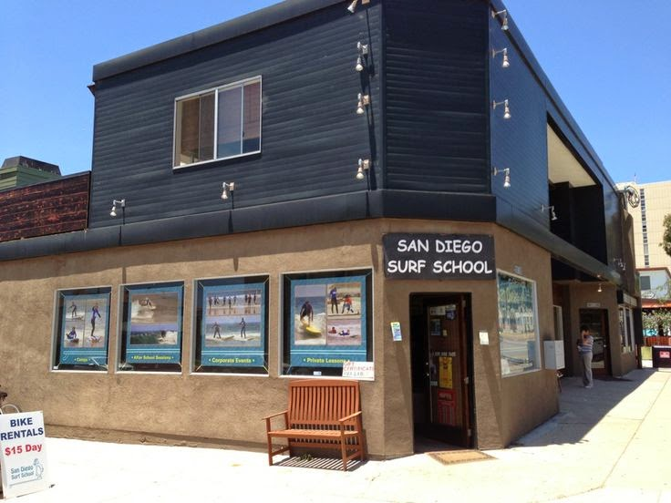 San Diego Surf School – San Diego – California